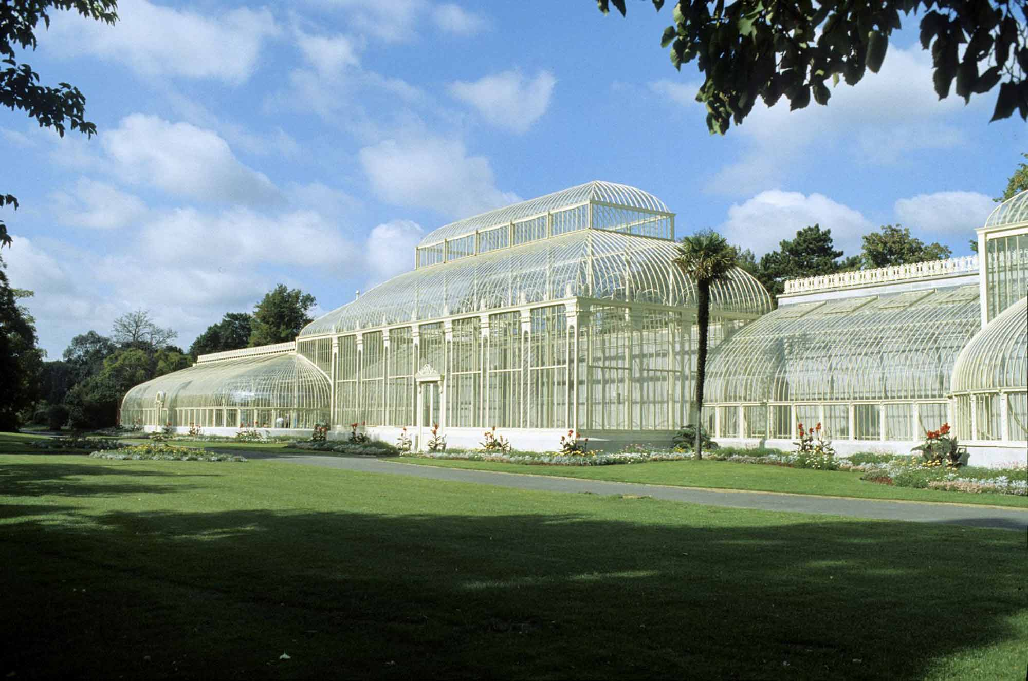 Botanic Gardens glasshouse