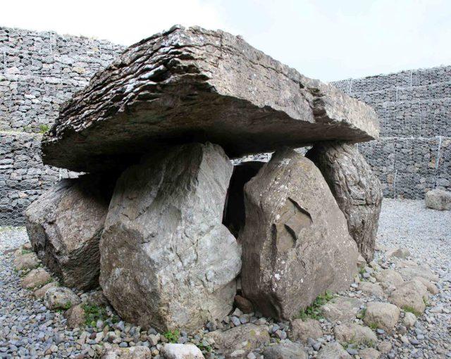 Carrowmore Listoghil Chamber