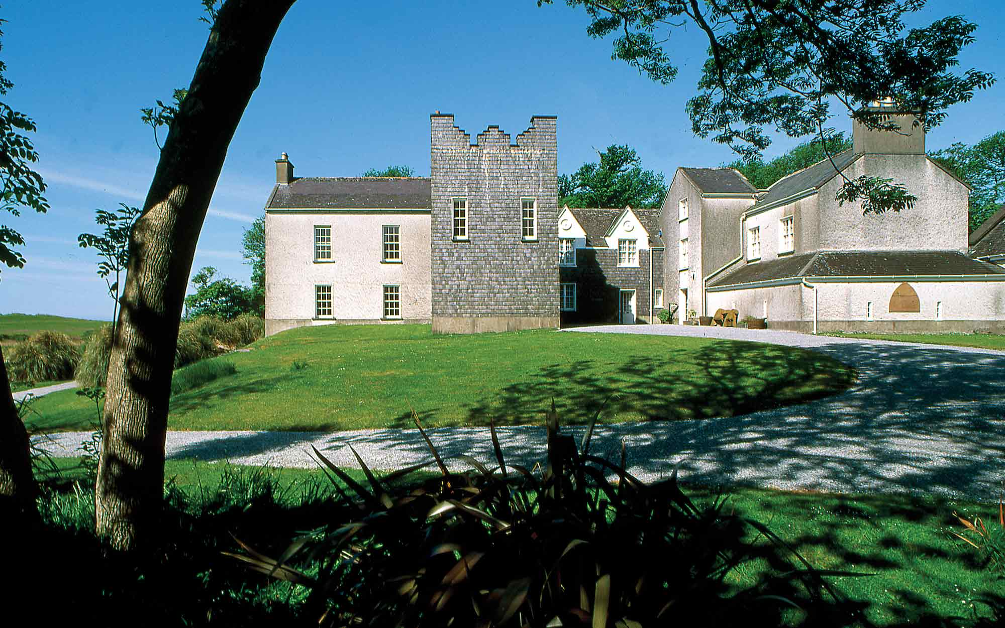 Side image of Derrynane House