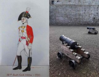 Discover the Castle's military past