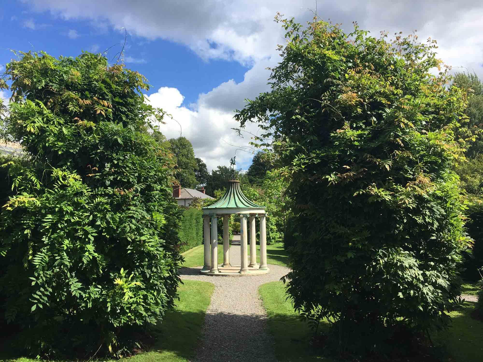 Farmleigh House Garden