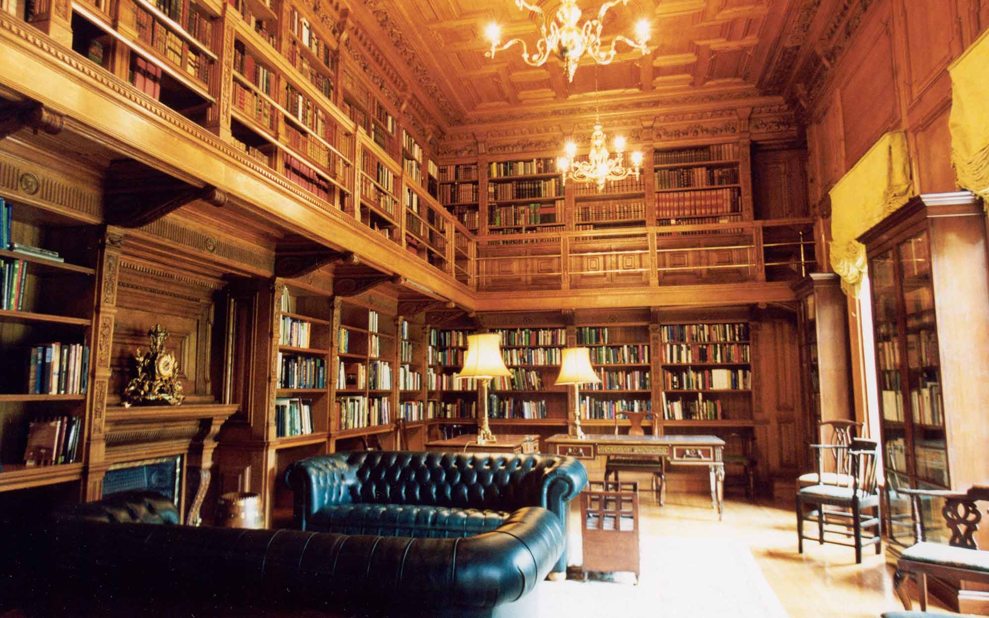 Farmleigh House Library