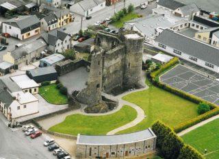 Ferns Castle Highlights