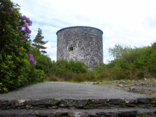 Visit the Martello Tower