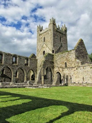Jerpoint Abbey Highlights