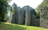 Maynooth Castle walls