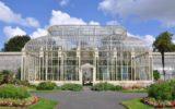 National Botanic Gardens greenhouse entrance