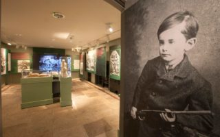 'Who is Pearse' exhibition