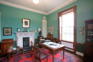Pearse Museum study
