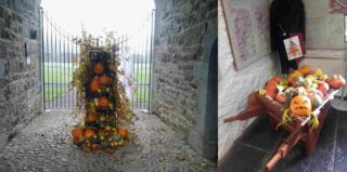 Portumna Castle Halloween