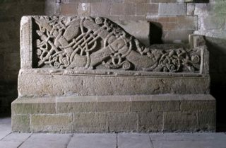 12th Century Sarcophagus