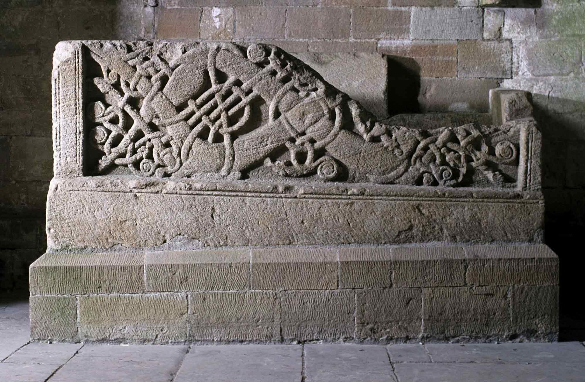 12th Century Sarcophagus