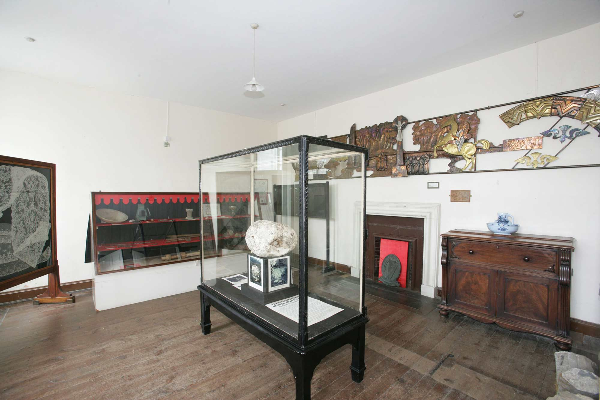 Damer House exhibition