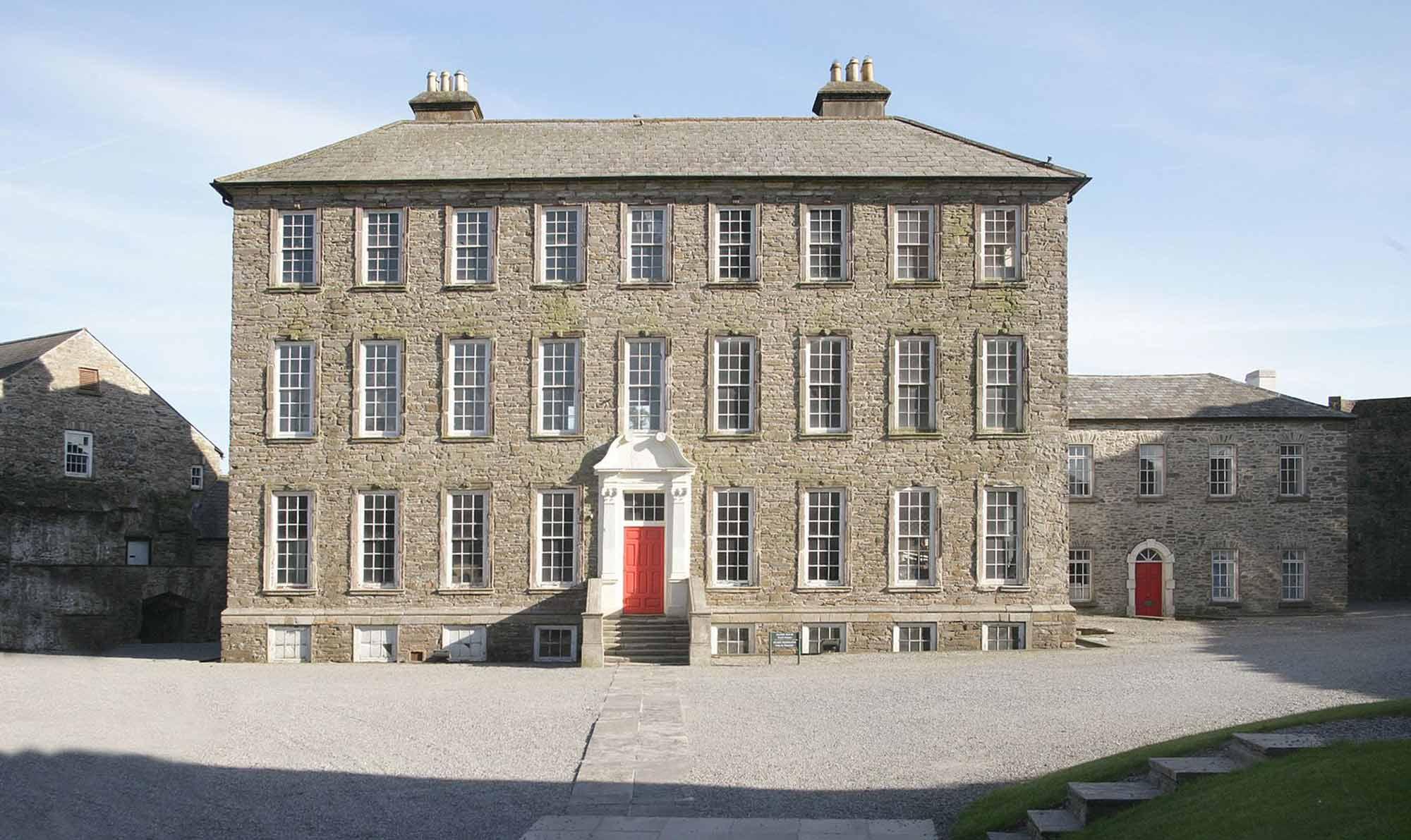 Roscrea Castle Damer House