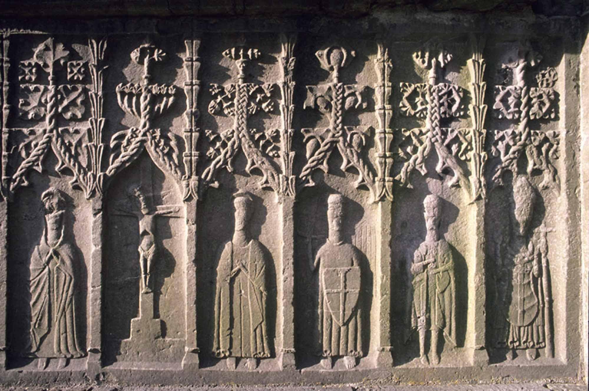 O'Craian Tomb Sligo Abbey