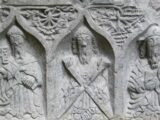 Tomb Detail, Jerpoint Abbey