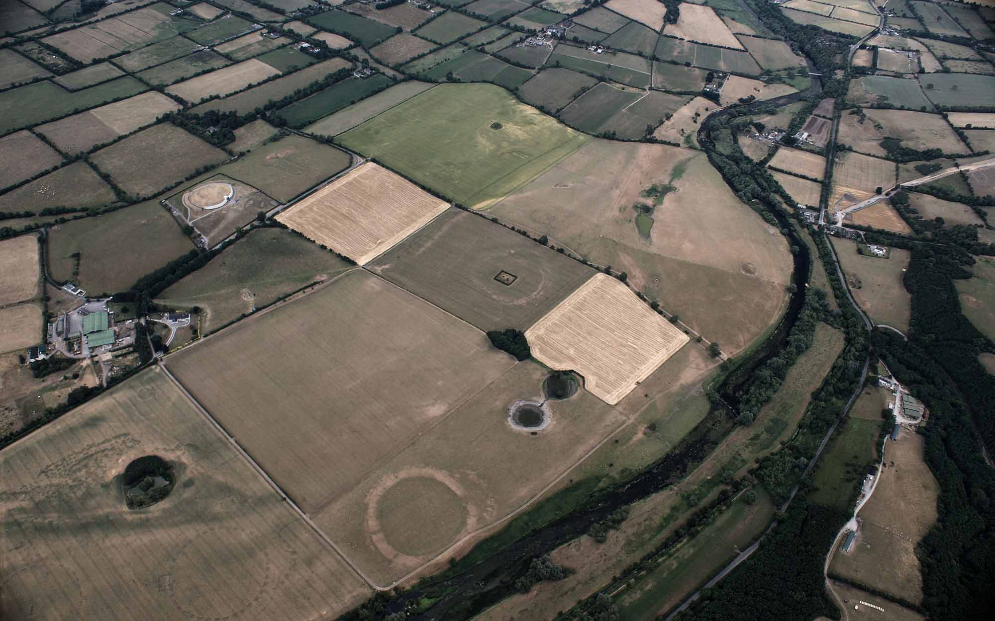 The Newgrange Floodplain