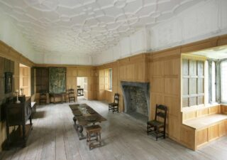 Ormond Castle Interior