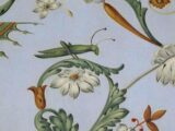 Detail from painting, Castletwon House