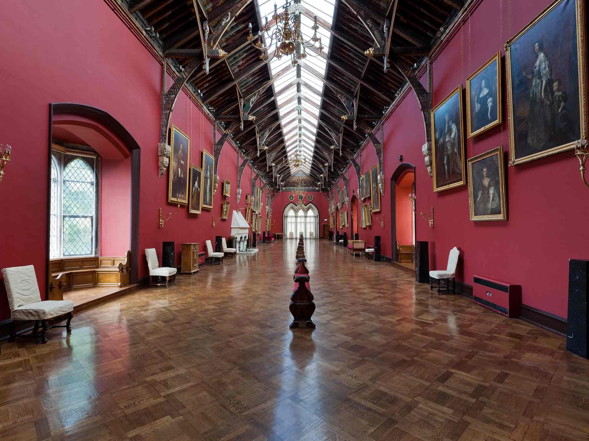 The Long Gallery, Kilkenny Castle