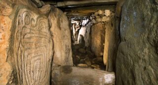 Chamber at Knowth