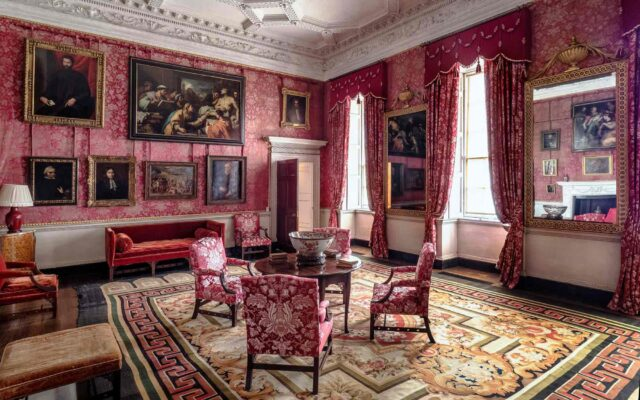 Castletown Red Drawing Room