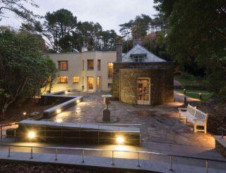 House & Patio Area