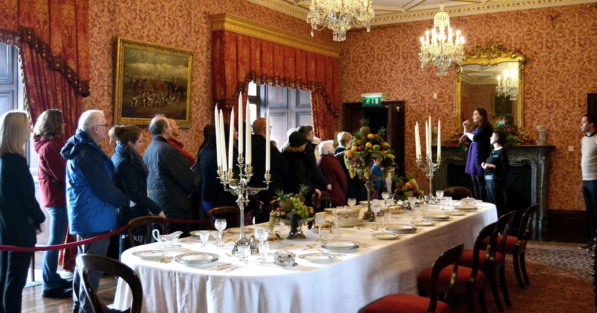 ISL at Kilkenny Castle