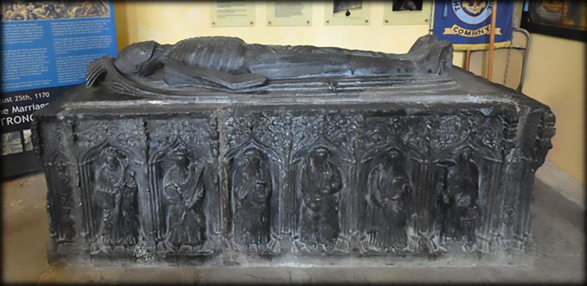James Rice Tomb, Waterford
