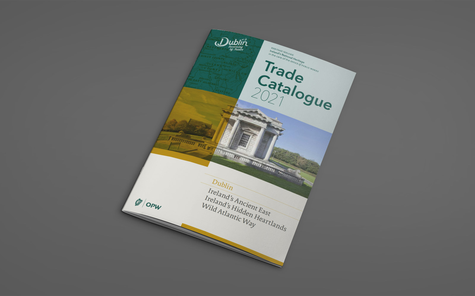 OPW Heritage Trade Catalogue Dublin 2021