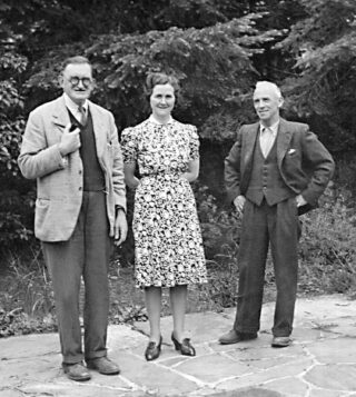 Roland Bryce, Margaret O'Sullivan & Murdo MacKenzie