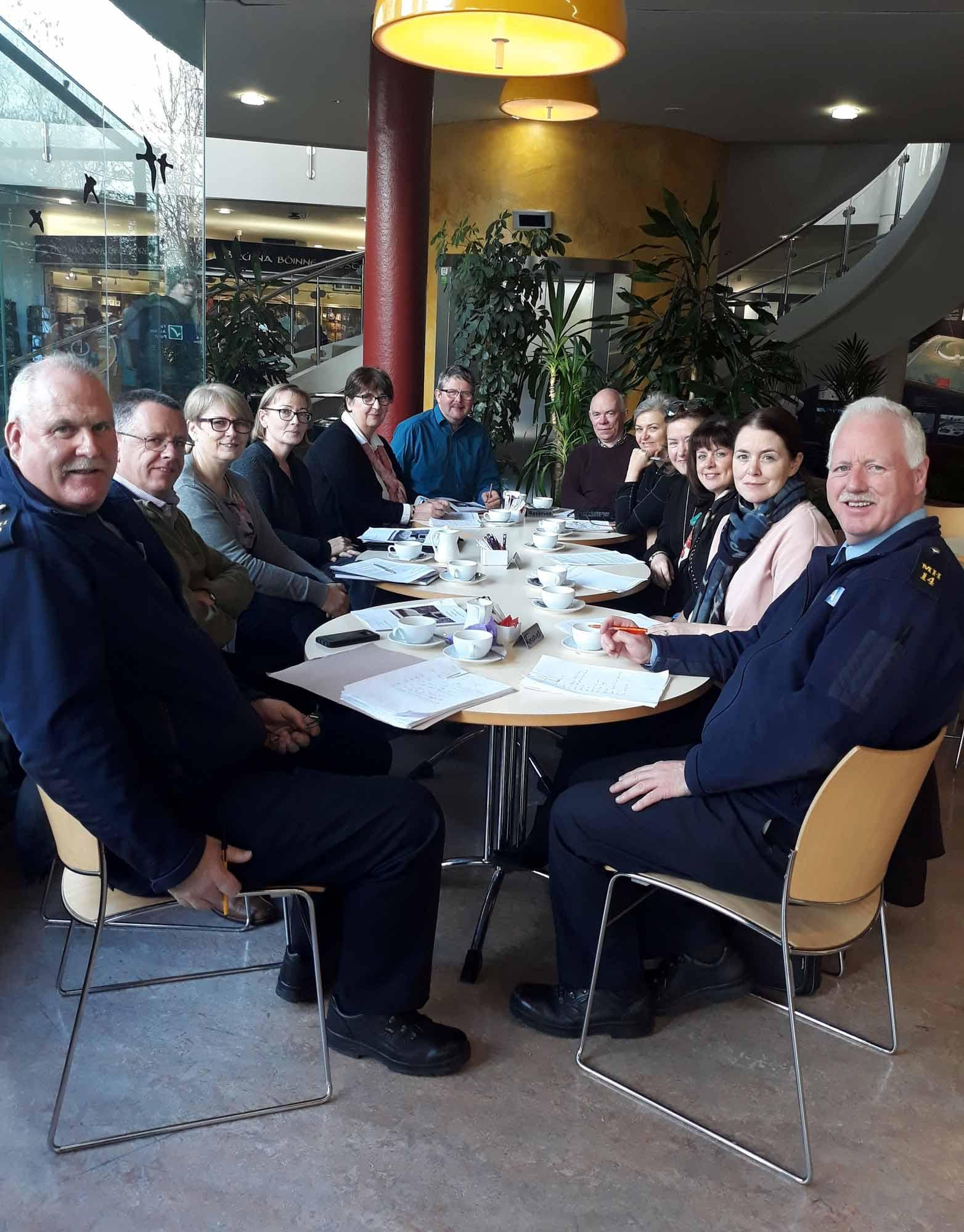 Solstice planning meeting November 2018
