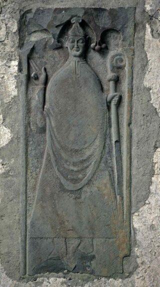 Presbytery effigy