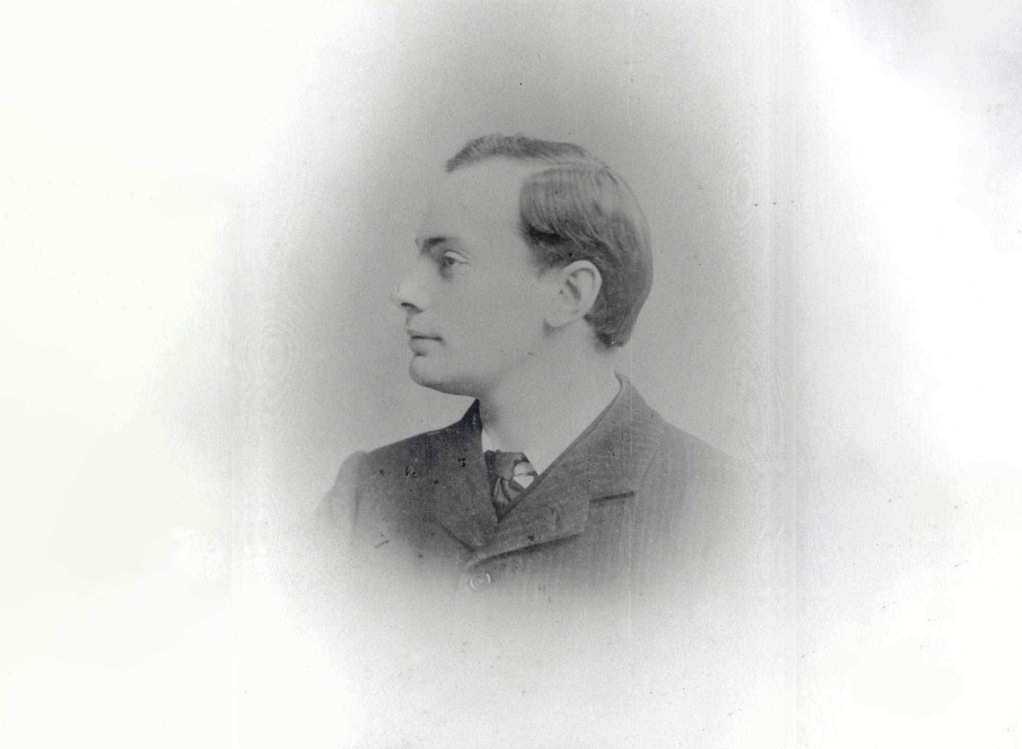 Portrait of Patrick Pearse