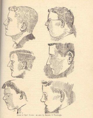 Caricatures Misummer 1909