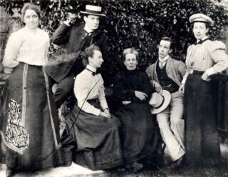 The Pearse Family