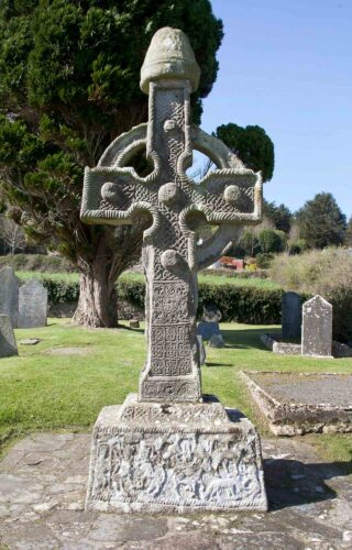 Ahenny North Cross, Co. Tipperary
