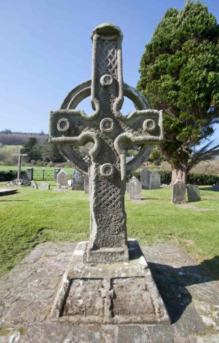 Ahenny South Cross, Co. Tipperary