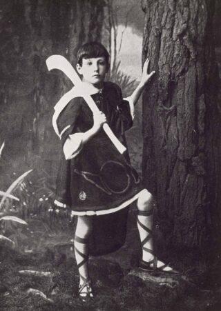 Frank Dowling as Cúchulainn