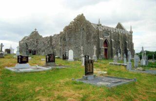 Drumacoo Church, Co. Galway