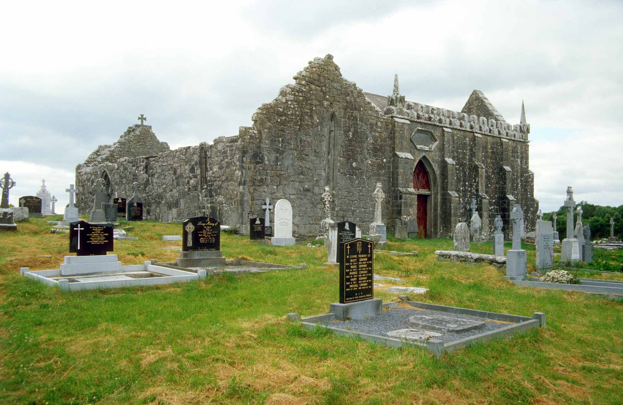 Drumacoo Church, Co. Galway