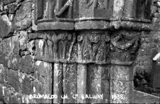 . South doorway capitals