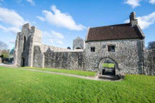 Boyle Abbey, Co Roscommon