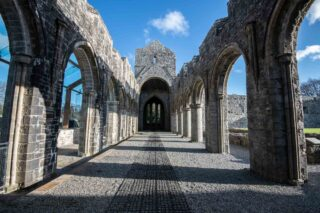 Boyle Abbey Highlights