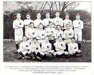 Scoil Éanna Hurling team 1909–10