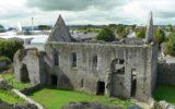Askeaton Castle banqueting hall