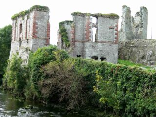 The Hellfire Club at Askeaton Castle