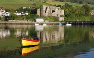 Carlingford Castle Highlights