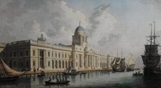 Custom House Malton 1792
