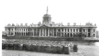 Custom House - After the fire